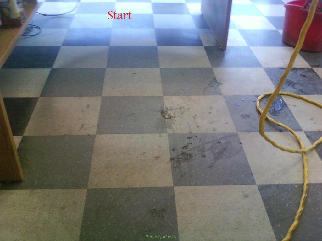 Floor Untouched